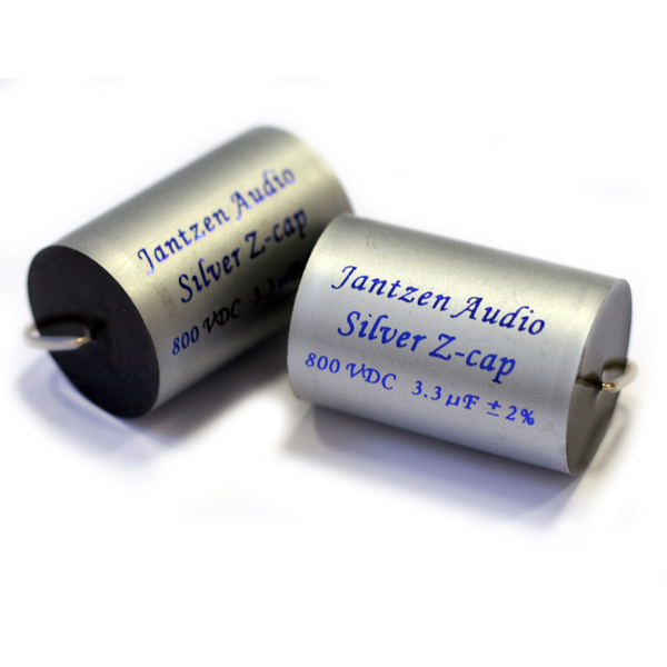 HIGHEND Jantzen AUDIO SILVER Z-CAP 8.2 UF 800 VDC