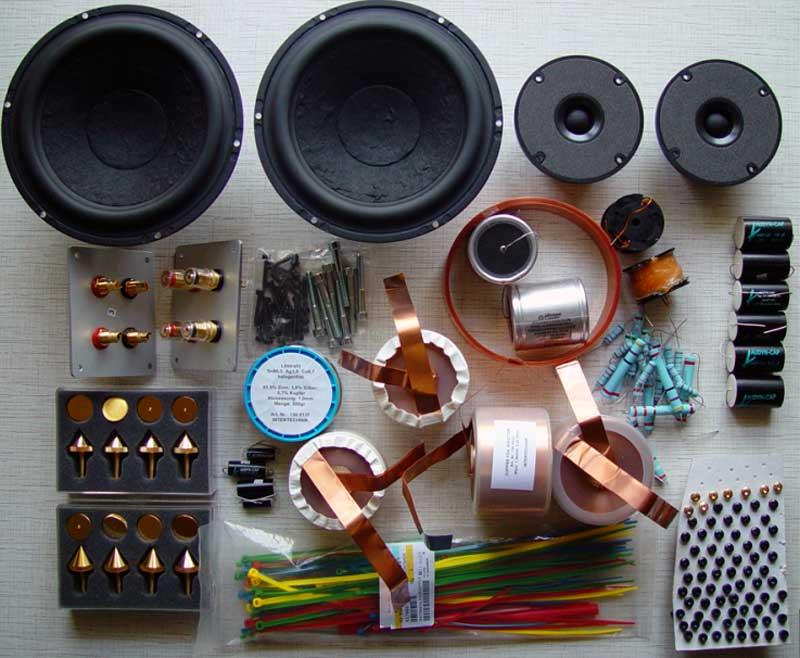 Компоненты для акустики своими руками