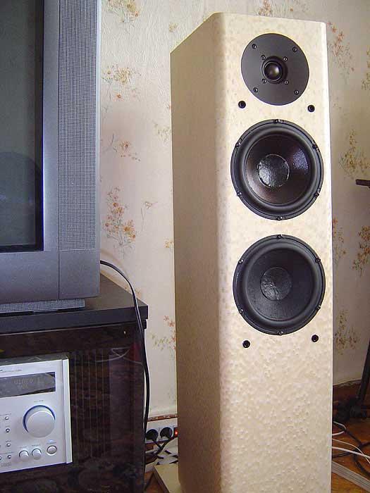 Напольная акустическая система 51 своими руками